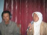 Talkshow, Bagaimana peran posyandu dalam menyukseskan program KB di Desa Samiran