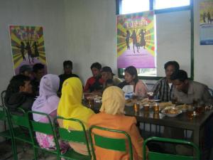 Diskusi Warga Perempuan Pemimpin