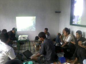 Rapat Jalin Merapi