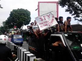 Aksi Petani Tembakau Boyolali tolak PP 109 tahun 2013